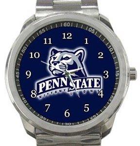 Penn State University Nittany Lions Sport Metal Watch