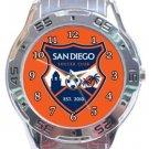 San Diego Soccer Club Analogue Watch