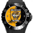 Hull City Plastic Sport Watch In Black