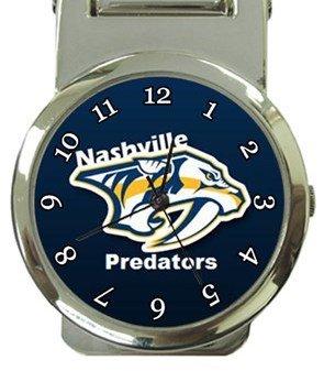 Nashville Predators Money Clip Watch