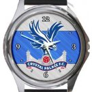 Crystal Palace Round Metal Watch