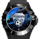 Boston Breakers Plastic Sport Watch In Black