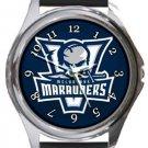 Melbourne Marauders Round Metal Watch