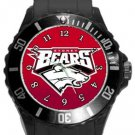 Sydney Bears Plastic Sport Watch In Black