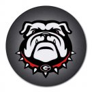 Georgia Bulldogs Heat-Resistant Round Mousepad