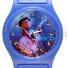 Coco Blue Plastic Watch