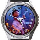 Coco Round Metal Watch