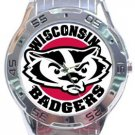 Wisconsin Badgers Analogue Watch