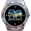 Michigan Wolverines Analogue Watch