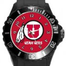 University of Utah Utes Plastic Sport Watch In Black