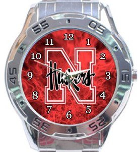 Nebraska Cornhuskers Analogue Watch