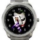 Heath Ledger as Joker Sport Metal Watch