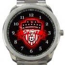 Washington Spirit Sport Metal Watch