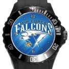 Air Force Falcons Plastic Sport Watch In Black
