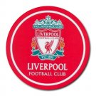 Liverpool Heat-Resistant Round Mousepad