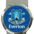 Everton FC Money Clip Watch