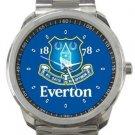 Everton FC Sport Metal Watch