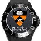 Princeton University Plastic Sport Watch In Black