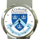 Columbia University Money Clip Watch