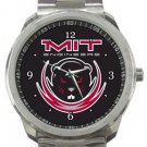 MIT Engineers Sport Metal Watch