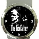 The Godfather Money Clip Watch