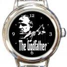 The Godfather FC Round Italian Charm Watch