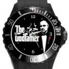 Marlon Brando as The Godfather Plastic Sport Watch In Black