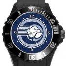 Yale Bulldogs Plastic Sport Watch In Black
