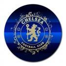Chelsea FC Heat-Resistant Round Mousepad