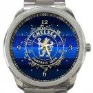 Unique Chelsea FC Sport Metal Watch