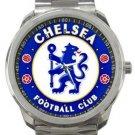 Chelsea FC Sport Metal Watch