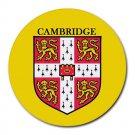 Cambridge University Heat-Resistant Round Mousepad