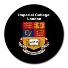 Imperial College London Heat-Resistant Round Mousepad