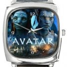 Avatar Square Metal Watch