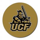 University of Central Florida UCF Knights Heat-Resistant Round Mousepad