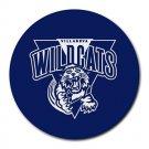 Villanova University Wildcats Heat-Resistant Round Mousepad