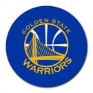Golden State Warriors Heat-Resistant Round Mousepad