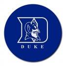 Duke Blue Devils Heat-Resistant Round Mousepad