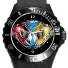 Nascar Racing Plastic Sport Watch In Black