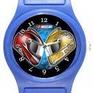 Nascar Racing Blue Plastic Watch