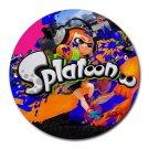 Splatoon Heat-Resistant Round Mousepad