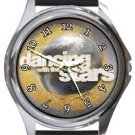Dancing With The Stars Round Metal Watch