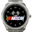 Nascar Sport Metal Watch