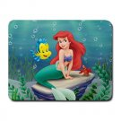 The Little Mermaid Heat-Resistant Mousepad