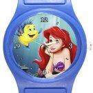 Ariel The Little Mermaid Blue Plastic Watch