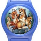 The Fox and The Hound Blue Plastic Watch