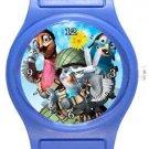 Valiant Blue Plastic Watch