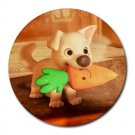 Baby Bolt Heat-Resistant Round Mousepad