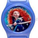 Princess Merilda Brave Blue Plastic Watch
