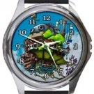 Howl's Moving Castle Round Metal Watch